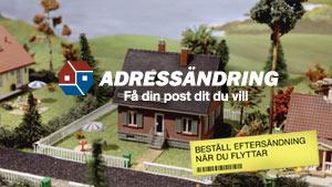 adressändring