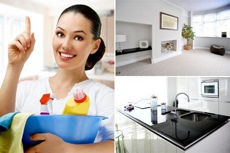 Tips på att städa huset för en mer effektiv husstädning